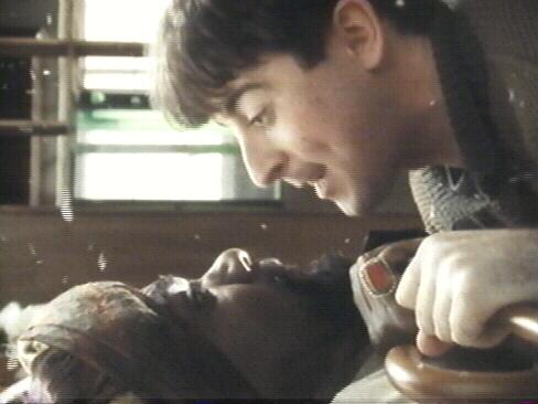 Alan as Bernard